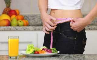 На сколько можно похудеть за неделю