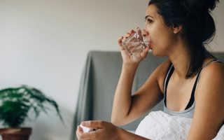 Водная диета для похудения: обзор методов
