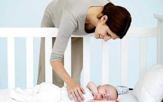 Как приучить ребенка засыпать без укачивания