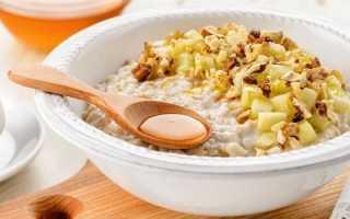 Овсянка для похудения: диета и полезные рецепты приготовления