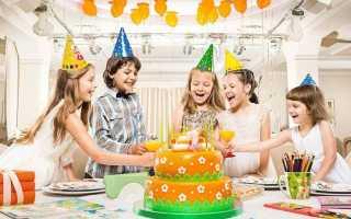 Где отметить день рождения ребенку 8 лет: идеи подарков и сценарии праздника для детей
