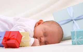 Что можно подарить на рождение ребенка мальчика: идеи для недорогого подарка