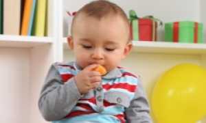 Хурма с какого возраста можно давать детям польза и вред