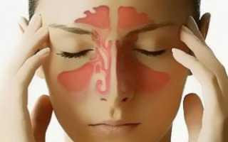 Как проявляется абсцесс носовой перегородки