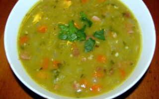 С какого возраста дают детям гороховый суп и как его правильно готовить для малыша
