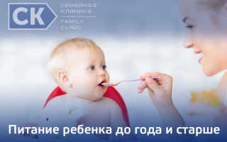 Ребенку 1 год и 6 месяцев