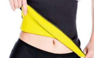 Пояс для похудения — правда ли, что пояс для похудения подарит вам тонкую талию