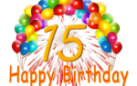 Поздравление с днем рождения 15 лет мальчику