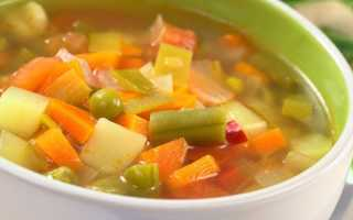 Диетический суп для похудения: лучшие рецепты