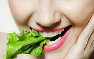 Строгая диета для похудения за неделю и что нужно знать