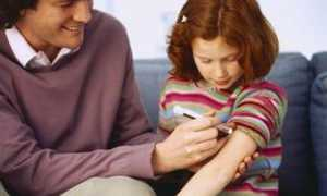 Сахарный диабет у детей