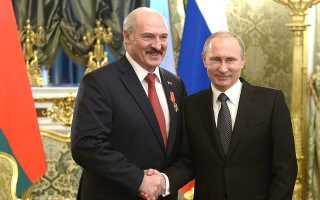 Путин поздравляет с днём рождения