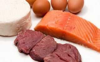 Белковая диета для похудения на 14 дней: что можно есть на белковой диете