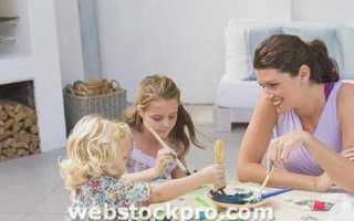 Занятия с детьми 5 лет