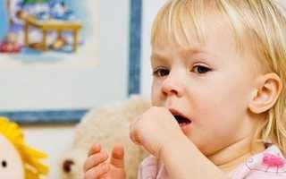 Кашель при глистах у детей