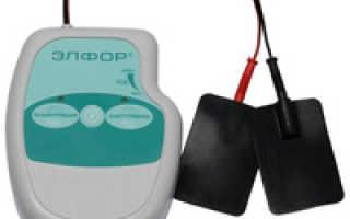 Гальванизация и электрофорез в домашних условиях для детей
