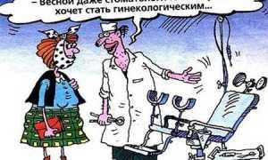 Анекдоты про гинеколога