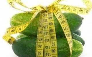 Как похудеть на 2 кг за неделю: меню и принцип