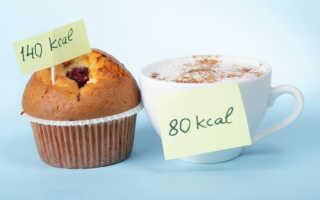 Дневная норма калорий для женщины при похудении