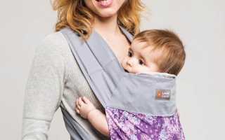 Как выбрать слинг для новорожденного грудничка