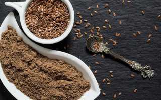Льняная мука для похудения: как правильно принимать, состав, принцип действия и лучшие рецепты