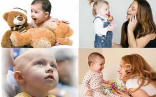 Развитие ребенка в 1 5 года