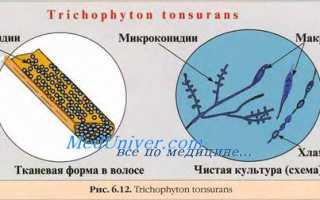 Препараты от дерматомикоза