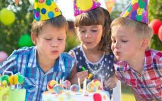 Поздравление с днем рождением мальчика 8 лет