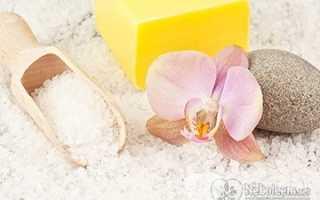 Соль для ванной для похудения: польза и рецепты