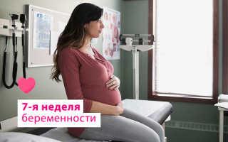 Ребенок 7 недель