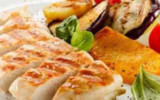 Обед при правильном питании для похудения: диетическое меню