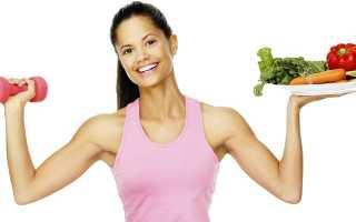 Похудеть за 3 дня на 3 кг: спорт, диета и здоровый сон