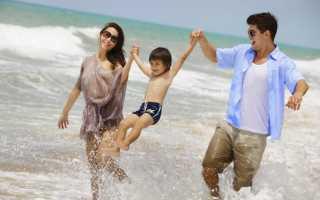 Отдых с детьми за границей куда поехать или какие есть бюджетные направления для семейного отдыха за рубежом