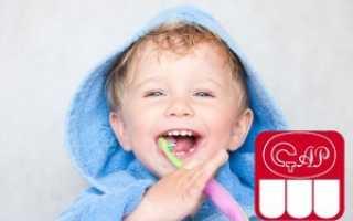 Сколько зубов у младенца должно быть