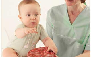 Развитие речи ребенка в 1 год