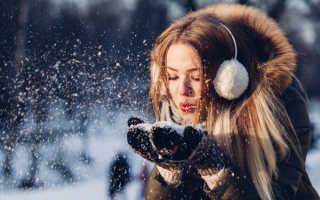 Как не подхватить грипп и простуду при резком потеплении