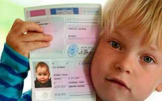 Какие документы нужны для загранпаспорта ребенку: список (перечень) документов для оформления детского загранпаспорта