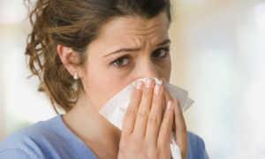 Насморк без простуды