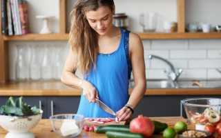 Низкоуглеводная диета для похудения: меню на неделю, а также суть и правила