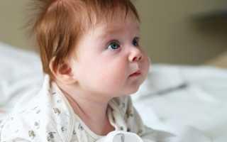 Ребенок 3-4 месяца