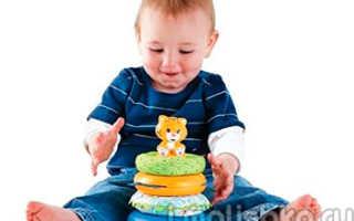 Ребенок 1 год 9 месяцев развитие
