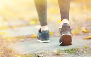 Ходьба для похудения: как правильно заниматься ходьбой, чтобы похудеть
