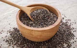 Семена Чиа для похудения: полезные свойства и противопоказания