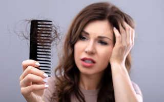 Что делать если выпадают волосы