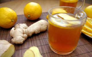 Имбирный чай для похудения: рецепты приготовления и полезные советы