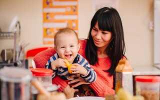 Поведение ребенка в 3 года
