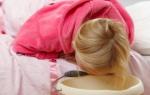 Что можно дать ребенку от рвоты и когда бить тревогу