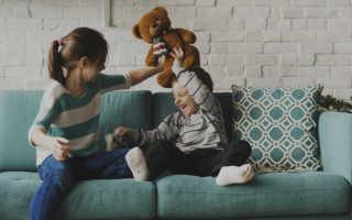 Как воспитывать ребенка 6 лет