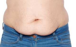 Жир внизу живота у женщин как убрать: разбираем основные способы