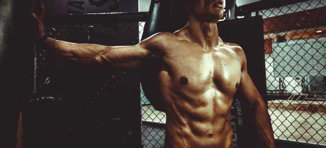 Как похудеть мужчине в животе: спорт и питание